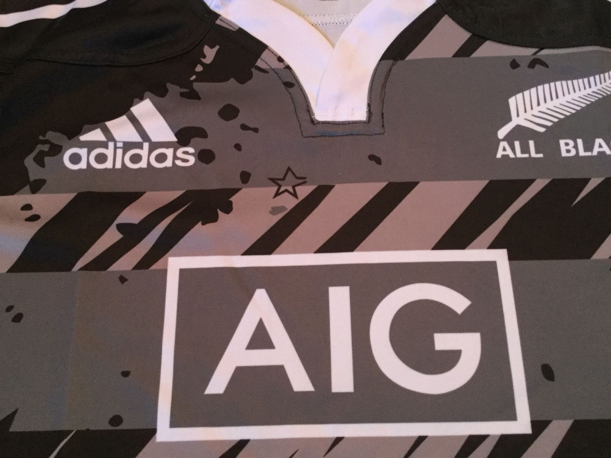 268cac4bfa6 Classic Rugby Shirts | 2014 New Zealand Vintage Old Jerseys